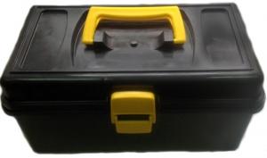 Ящик пластмассовый 31.5 х 15 х 18