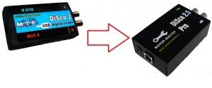 Доработка DiSco 2 в DiSco 2.5 Pro