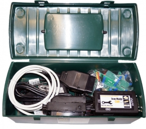 Загрузчик ScanMaster CAN+Лицензии