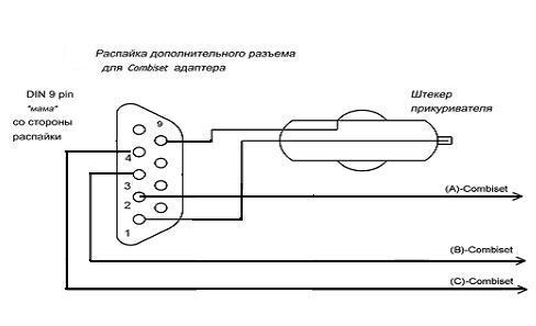 схеме выключатель(питание
