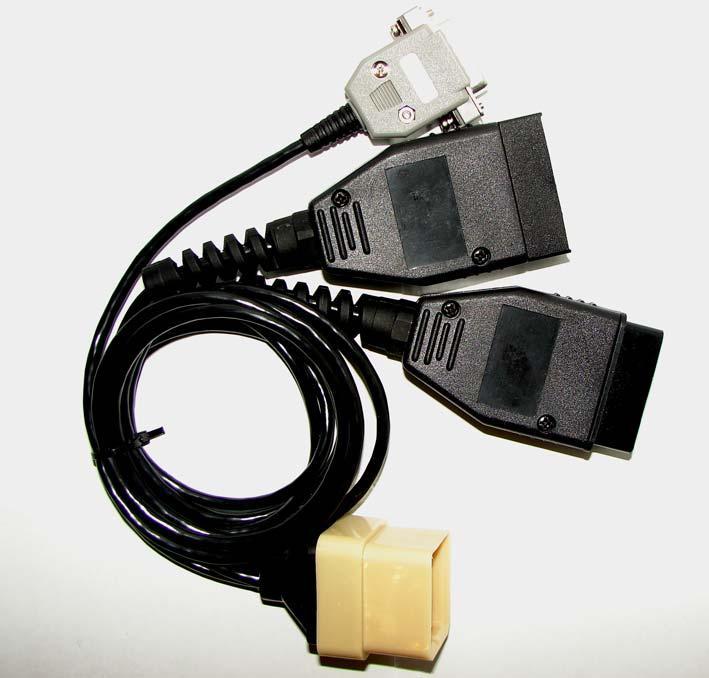 Универсальный кабель OBD-II