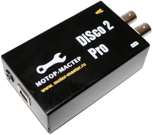 Осциллограф DiSco 2 Pro