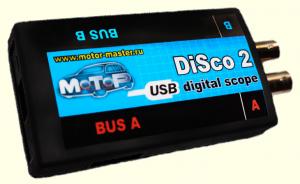 Осциллограф DiSco2