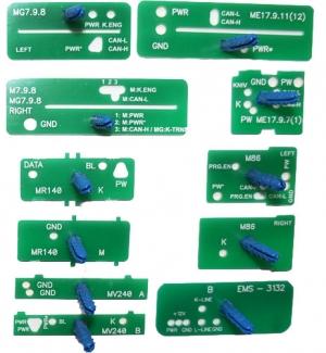 Комплект дополнительных  шаблонов №1  для  MM-Connect