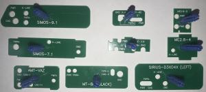 Комплект дополнительных  шаблонов №2  для  MM-Connect