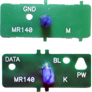 Шаблоны MR-140 BL(K+M)